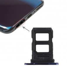 2 x SIM Card Tray for OPPO R17 Pro(Blue)