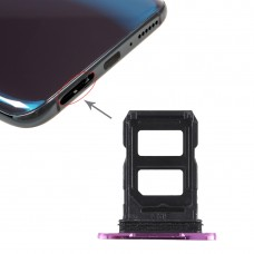 2 x SIM Card Tray for OPPO R17 Pro(Purple)
