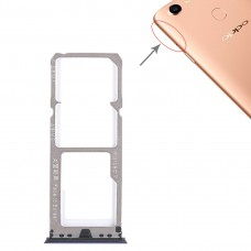 2 x SIM Card Tray + Micro SD Card Tray for OPPO A79(Blue)