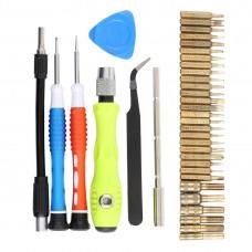 37 in 1 Portable Professional Screwdriver Repair Open Tool Kits