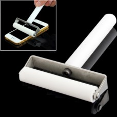 7cm Manual Dust Remove Silicone Roller for iPhone / Galaxy S III / i9300 / S III mini / i8190 / S IV / i9500 / S IV mini / i9190 / i9192(Whi