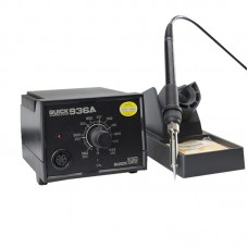 4 in 1 QUICK 936A 220V 60W Soldering Station Constant Temperature Soldering Iron Soldering Tool, AU Plug