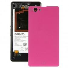 Battery Cover for Sony Xperia Z1 Mini(Magenta)