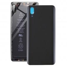 Back Cover Front Fingerprint for Vivo NEX(Black)