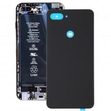 Back Cover for Xiaomi Mi 8 Lite(Black)