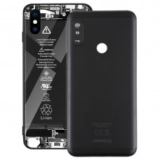 Back Cover for Xiaomi Redmi 6 Pro(Black)