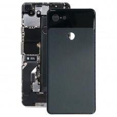 Battery Back Cover for Google Pixel 3 XL(Black)