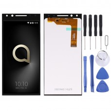 LCD Screen and Digitizer Full Assembly for Alcatel 5 / 5086 / 5086Y / 5086D / 5086A (Black)