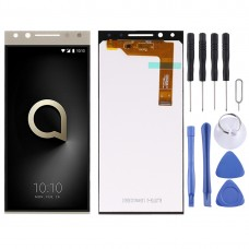 LCD Screen and Digitizer Full Assembly for Alcatel 5 / 5086 / 5086Y / 5086D / 5086A (Gold)