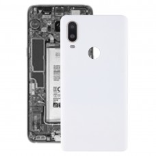 Battery Back Cover with Camera Lens for BQ Aquaris X2(White)