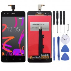 LCD Screen and Digitizer Full Assembly for BQ Aquaris M4.5 (Black)