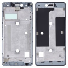 Front Housing LCD Frame Bezel Plate for BQ Aquaris U Lite(Black)