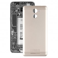 Battery Back Cover with Side Keys for BQ Aquaris U Plus(Gold)