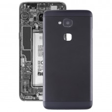 Battery Back Cover with Side Keys for BQ Aquaris V(Black)