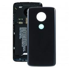 Battery Back Cover for Motorola Moto G6 Play (Blue)