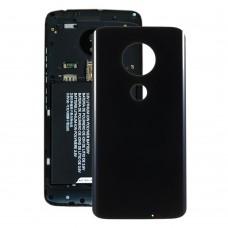 Battery Back Cover for Motorola Moto G7 Plus(Black)
