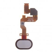 Fingerprint Sensor Flex Cable for Motorola Moto Z2 Force XT1789 (White)