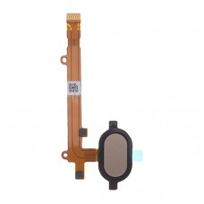 Fingerprint Sensor Flex Cable for Motorola Moto Z2 Play XT1710 (Gold)