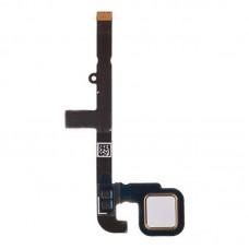 Fingerprint Sensor Flex Cable for Motorola Moto G4 Play (White)