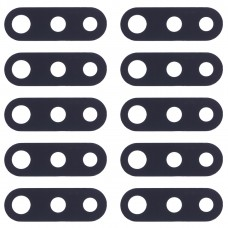 10 PCS Back Camera Lens for Nokia 5.1 Plus (X5)