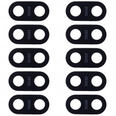 10 PCS Back Camera Lens for Nokia 7 Plus / E9 Plus