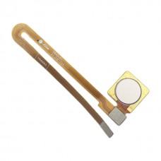 Fingerprint Sensor / Home Button Flex Cable for OnePlus 5T (White)