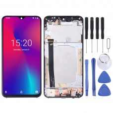 LCD Screen and Digitizer Full Assembly for Umidigi One Max(Black)