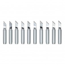 10 PCS 900M-T-K Tool Bit Lead-free Electric Welding Soldering Iron Tips