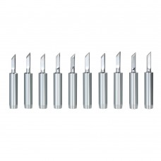 10 PCS 900M-T-SK Narrow Tool Bit Lead-free Electric Welding Soldering Iron Tips