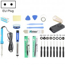 JIAFA JF-8120 22 in 1 Soldering Iron Tool Set, Voltage: 220V