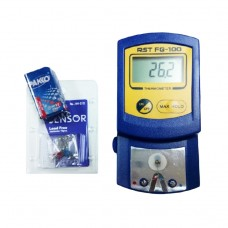 RST FG-100 Soldering Iron Tip Thermometer(Blue)