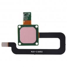 Fingerprint Sensor Flex Cable for Asus Zenfone 3 Max ZC520TL X008D(Pink)