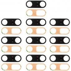 10 PCS Back Camera Lens for Xiaomi 9T / Redmi K20 / 9T Pro / Redmi K20 Pro