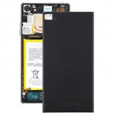 Back Cover for BlackBerry Z3(Black)