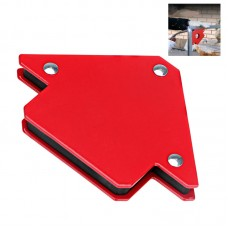 Magnetic Welding Positioner Triangular Strong Magnetic Holder, Size:75 Pounds