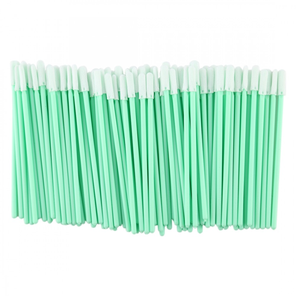 100 PCS/Set Electronic Products Cleaning Swabs, Size:125x10mm
