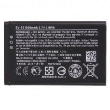 For Microsoft Lumia 435 / BV-5J Original 1560mAh Rechargeable Li-ion Battery