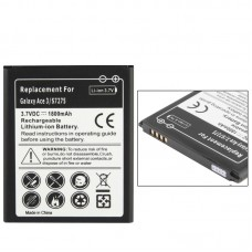 1800mAh Replacement Battery for Galaxy Ace 3 / S7275