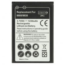 1230mAh J-M1 Replacement Battery for Blackberry Bold 9900 / 9930 / 9790