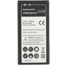 1500mAh Replacement Battery for LG MS695 / Optimus M+