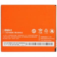 2000mAh High Capacity Replacement Battery for MIUI Redmi, Model BM41
