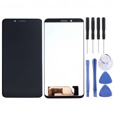 Touch Panel + LCD Full Assembly for UMIDIGI A3X