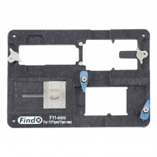 Findx F11-mini For iPhone 11 / 11 Pro / 11 Pro Max Reballing Stencil Platform Jig Fixture