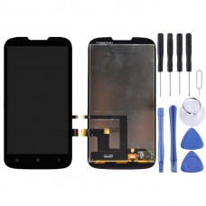 LCD Screen and Digitizer Full Assembly for Lenovo A560(Black)