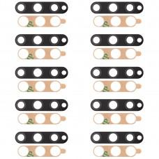 10 PCS Back Camera Lens for Huawei Enjoy 10s