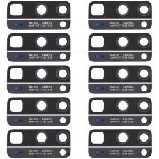 10 PCS Back Camera Lens for Huawei Honor 30 Pro