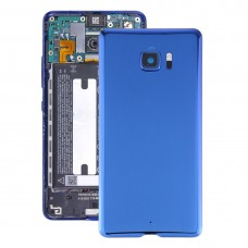 Battery Back Cover With Camera Lens Cover for HTC U Ultra(Blue)
