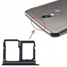 Nano SIM Card Tray + Micro SD Card Tray for LG Stylo 4 / Q Stylus Q710 / LM-Q710CS / LM-Q710MS / LM-Q710ULS / LM-Q710ULM / LM-Q710TS / LM-Q7