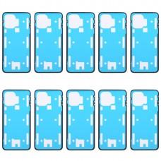 10 PCS Original Back Housing Cover Adhesive for Xiaomi Mi 10 Lite 5G