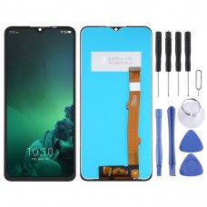 LCD Screen and Digitizer Full Assembly for Alcatel 3X 2019 / 5048 (Black)